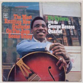 The George Benson Quartet (Guitarist)/George Benson (Guitar): It's Uptown