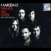 Maroon 5: Hands All Over [CD/DVD]