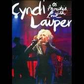 Cyndi Lauper: To Memphis, With Love