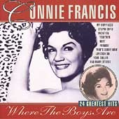 Connie Francis: 24 Greatest Hits