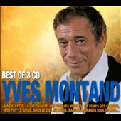 Yves Montand: Best of 3 CD [Box]