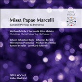 Palestrina: Missa Papae Marcelli / Opus Vocale, Volker Hedtfeld