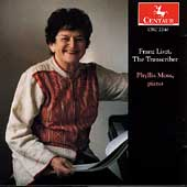 Franz Liszt, the Transcriber / Phyllis Moss
