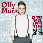 Olly Murs: Right Place Right Time [Deluxe Edition] [Digipak] *