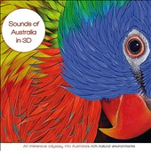 Somatic Sounds: Sounds of Australia in 3D