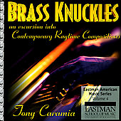 Brass Knuckles - Contemporary Ragtime / Tony Caramia