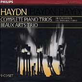 Haydn: The Piano Trios / Beaux Arts Trio