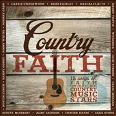 Various Artists: Country Faith, Vol. 1