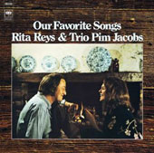 Pim Jacobs Trio/Rita Reys: Our Favorite Songs