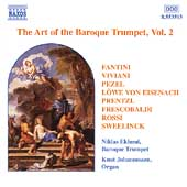 The Art of the Baroque Trumpet Vol 2 / Eklund, Johannessen