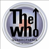 The Who: Quadrophenia: Live in London [CD/DVD] *