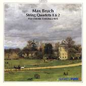Bruch: String Quartets 1 & 2 / Mannheimer Streichquartett