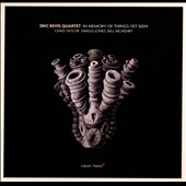 Eric Revis Quartet: In Memory of Things Yet Seen [Slipcase]