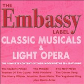 The Embassy Label: Classic Musicals & Light Opera