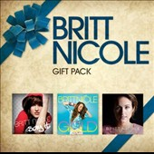 Britt Nicole: Britt Nicole Gift Pack: Say It/the Lost Get Found/Gold [10/14]
