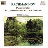 Rachmaninov: Piano Sonatas no 1 and 2 / Idil Biret