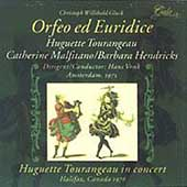 Gluck: Orfeo ed Euridice / Vonk, Tourangeau, Malfitano, etc