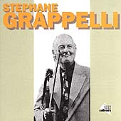 Stéphane Grappelli: Live in Europe