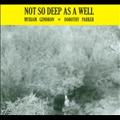 Myriam Gendron: Not So Deep As A Well [Slipcase]