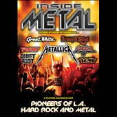 Various Artists: Inside Metal: Pioneers of L.A. Hard Rock & Metal
