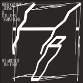 Hieroglyphic Being/J.I.T.U Ahn-Sahm-Buhl: We are Not the First [Slipcase] *