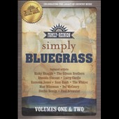 Various Artists: Country Family Reunion:  Simple Bluegrass, Vol. 1-2