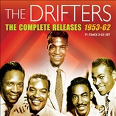 The Drifters (US): The Complete Releases: 1953-1962 [Box]