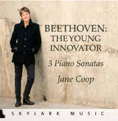 Beethoven: Piano Sonatas / Jane Coop, piano