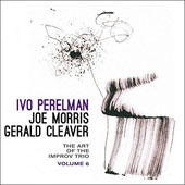 Gerald Cleaver/Ivo Perelman/Joe Morris (Guitar): The  Art of the Improv Trio, Vol. 6