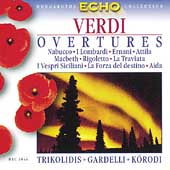 Verdi: Overtures and Preludes / Gardelli, Budapest PO