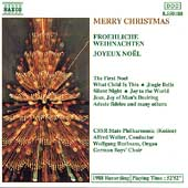 Merry Christmas / Walter, CSSR State Philharmonic, et al