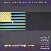 New American Piano Music - Rakowski, et al / McCollough
