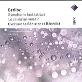 Berlioz: Symphonie Fantastique, etc / Zubin Mehta, London PO