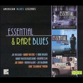 Various Artists: Essential and Rare Blues Grooves [Box]