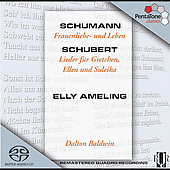 Schumann, Schubert / Elly Ameling, Dalton Baldwin