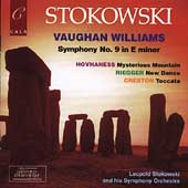 Vaughan-WIlliams: Symphony no 9, etc / Stokowski, et al