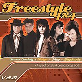 Various Artists: Freestyle 4x4, Vol. 2