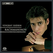 Rachmaninov: Piano Sonata no 2, etc / Sudbin