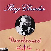 Ray Charles: Ray Charles: Unreleased