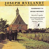 Ryelandt: Symphony no 4, etc / Bollon, Cappelle, Flanders SO