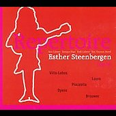 Repertoire / Esther Steenbergen