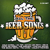 Various Artists: All the Beer Songs