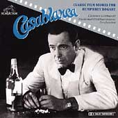 National Philharmonic Orchestra (London): Casablanca: Classic Film Scores for Humphrey Bogart