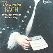 Essential Bach. The King's Consort & Choir, Robert King