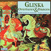 Glinka: Overtures & Dances / Svetlanov, USSR SO