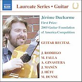 Laureate Series, Guitar - Jérôme Ducharme