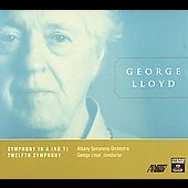 George Lloyd: Symphonies 1 & 12 / George Lloyd, Albany SO