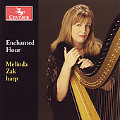 Enchanted Hour - Bach, etc / Melinda Zak
