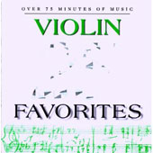25 Violin Favorites
