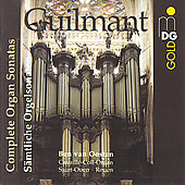 Guilmant: Complete Organ Sonatas / Ben van Oosten